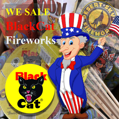 Fund raiser sale fireworks