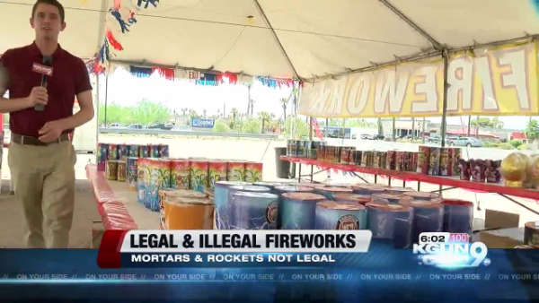 Tucson New Kgun Interview Fireworks